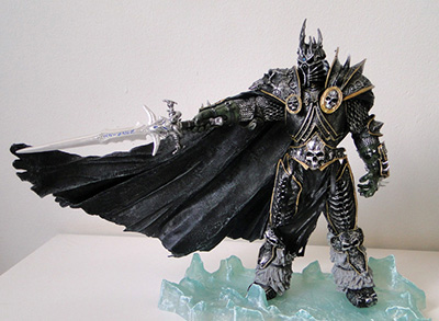 Arthas - Lich King Deluxe