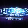Novidades do lançamento de Heroes!