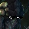 Explodindo seus inimigos com Abathur