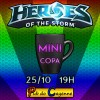 Mini Copa neste domingo 25/10!