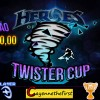 Participe da Twister Cup #1!