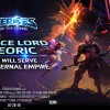 Leoric Lorde do Espaço contra as Princesas Estelares!