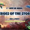 Participe da 1ª Copa do Brasil de Heroes of the Storm!