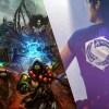 Arte no Nexus : Camiseta de Heroes Customizada!