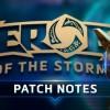 Notas do Patch de Balanceamento do Heroes – 28 de março, 2017