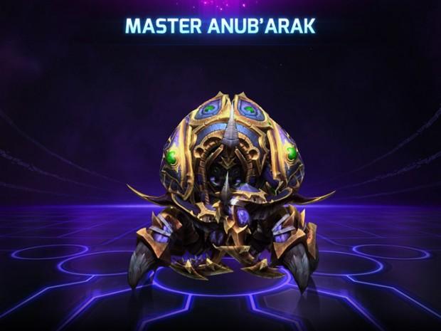 anub master
