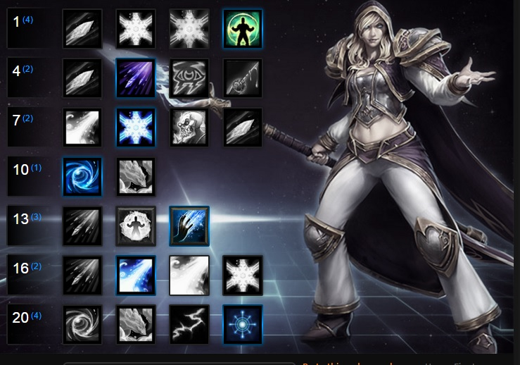 Jaina Build Surprise