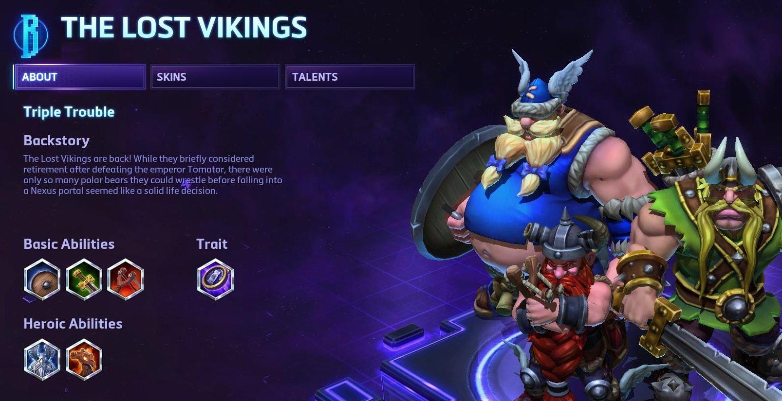 Hots Vikings Build