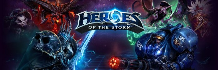 Que tal narrar partidas de Heroes of the Storm?