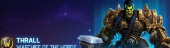 Novo Herói: Thrall, Chefe Guerreiro da Horda
