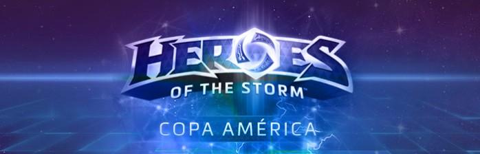 Copa América – Big Gods Vence primeira Etapa