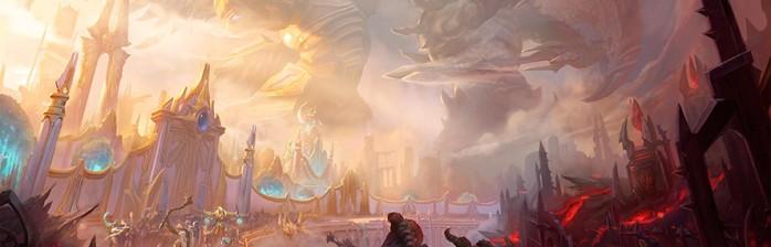 Campo de Batalha da Eternidade