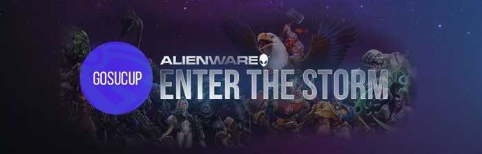 Tabela do Enter the Storm #3 Anunciada