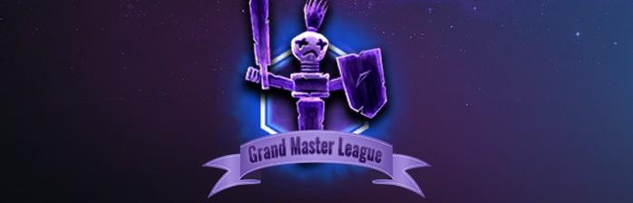 Grand Master League: incentivo ao cenário