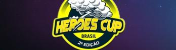 Inscrições abertas: Heroes Cup 2ª Edição