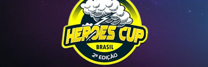 Heroes Cup terá final no Domingo dia 04