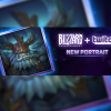 Assista aos torneios no Twitch e garanta um retrato especial!