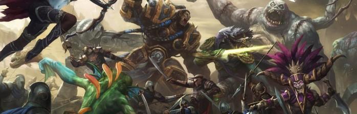 Guia para a Liga Heroica – Parte III: A Arte do Carry
