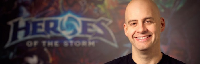 Dustin Browder se despede de Heroes of the Storm