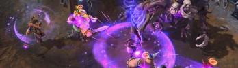 Detalhes de Habilidades de Li Ming e Xul