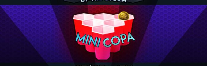 Mini Copa de volta em sua décima edição!