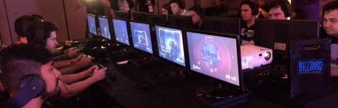 Testes de Overwatch para PS4!