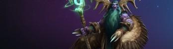 A Cultura na Dublagem da Blizzard – Malfurion Tempesfúria