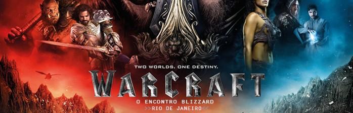 GotS & WoWGirl no Encontro de Fãs da Blizzard do RJ