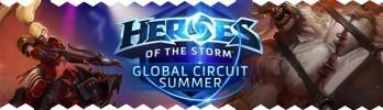 Campeonato Global de Verão neste final de semana!