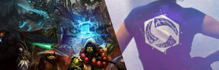 Arte no Nexus : Camiseta de Heroes Customizada!