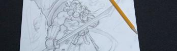 Novo Herói a caminho: Samuro