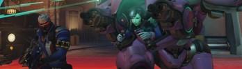 Skins de heróis inspiradas em Overwatch