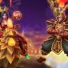 Celebre o Ciclo do Galo no Festival Lunar!