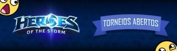 Torneios Abertos: A novidade que dará fôlego ao cenário de HotS!