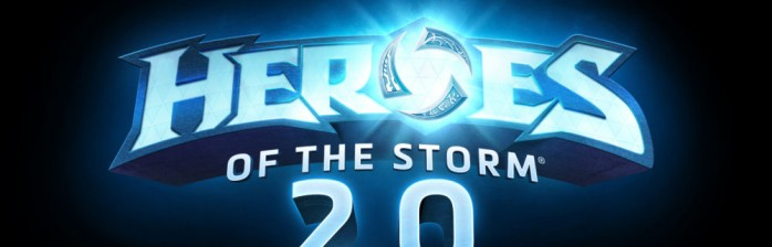 Bem-vindos ao Heroes of the Storm 2.0