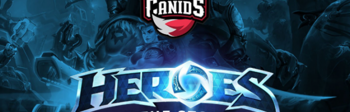 Red Canids anuncia line-up de Heroes of the Storm