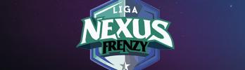 Acompanhe a Liga Nexus Frenzy!